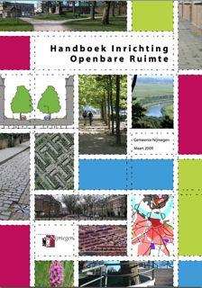 handboek inrichting openbare ruimte