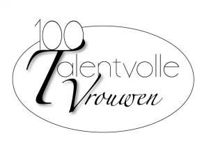 logo van 100 Talentvolle Vrouwen
