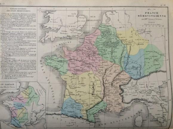 column Bourgogne-Noord De Heldere Pen